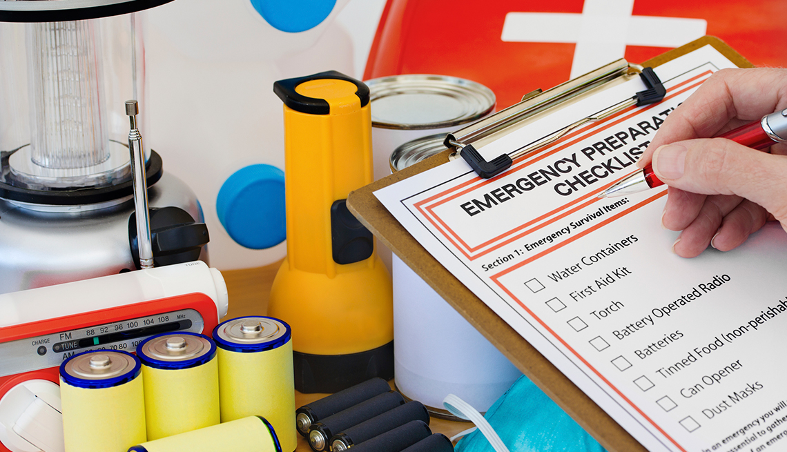 Emergency Prep for Hearing Impaired