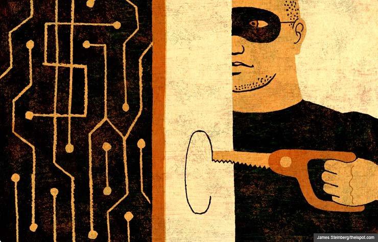 Scam Alert: Has Your ID Been Compromised (James Steinberg/theispot.com)