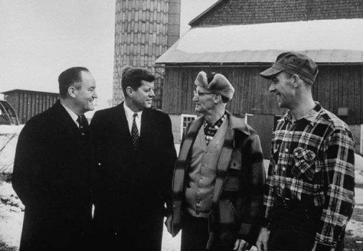 Resultat d'imatges de el presidente Kennedy en Chicago