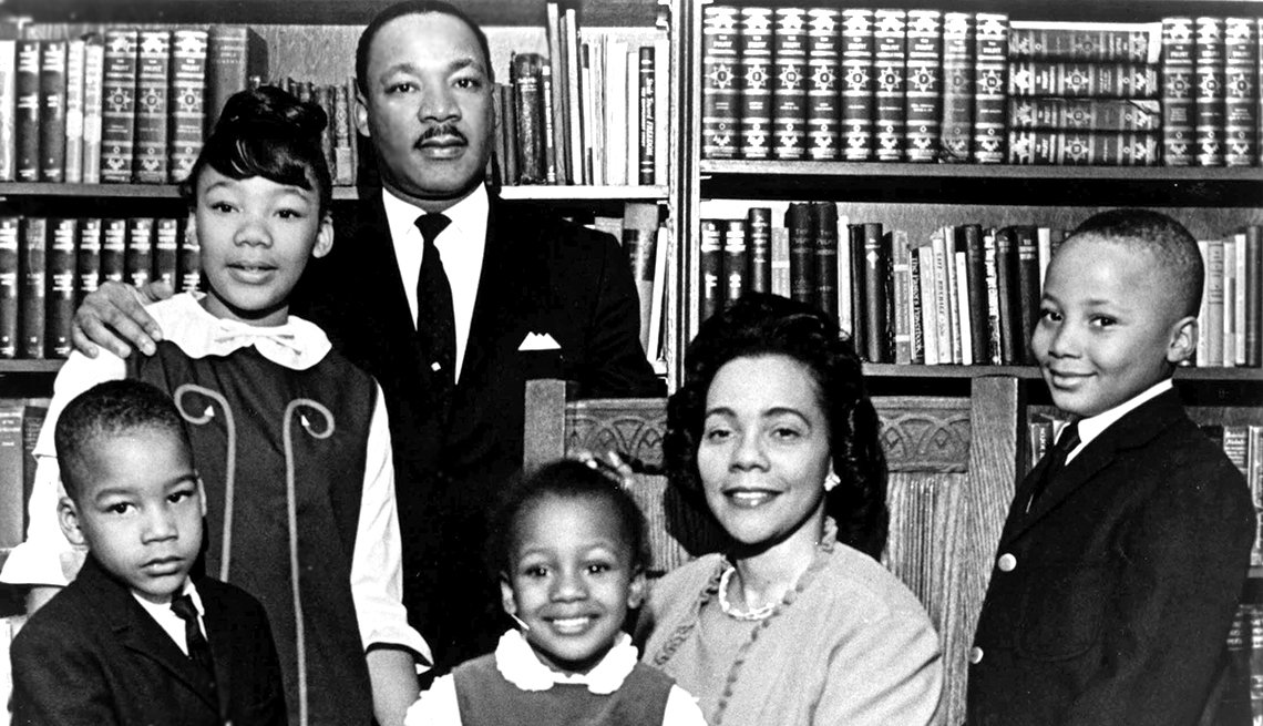 A Life In Pictures Martin Luther King Jr