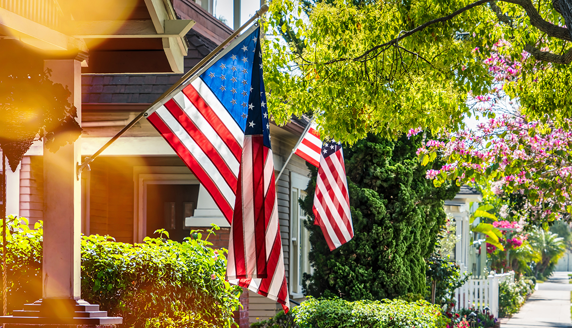 Tips For Displaying The American Flag On 4th Of July