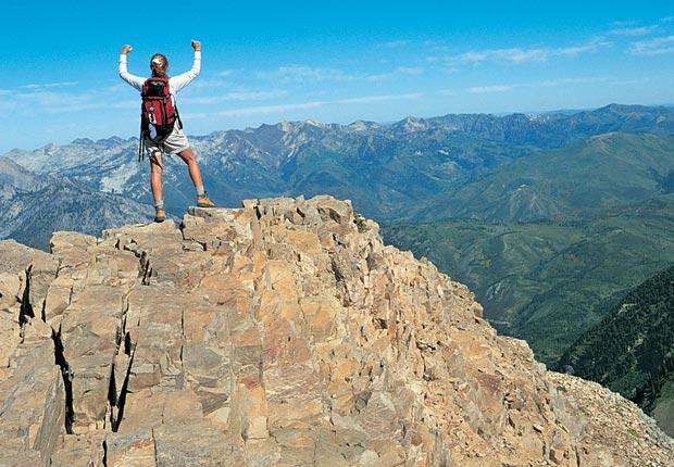 Cumbre del Monte Timpanogos, Utah, Frommers hermosas montañas