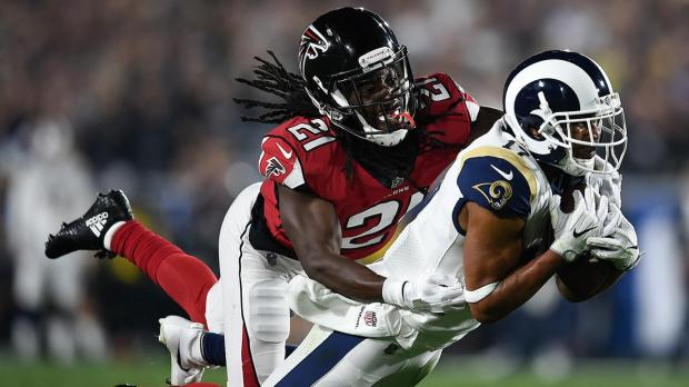 Image result for falcons rams wild card