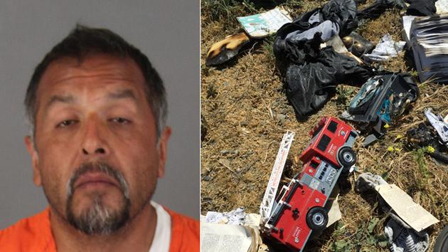 Suspect allegedly stabs baby, attacks family changing tire in Menifee