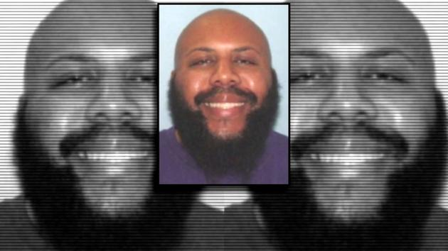 An undated photo of Steve Stephens, who Cleveland police say shot and killed another man and posted it on Facebook Sunday, April 16, 2017.
