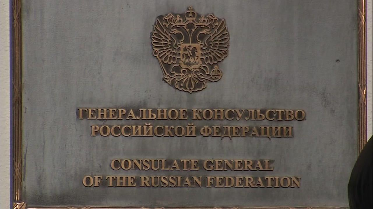 Image result for photo of russia's Consulate General in San Francisco