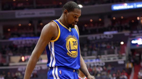 Golden State Warriors' Kevin Durant to miss at least 4 ...