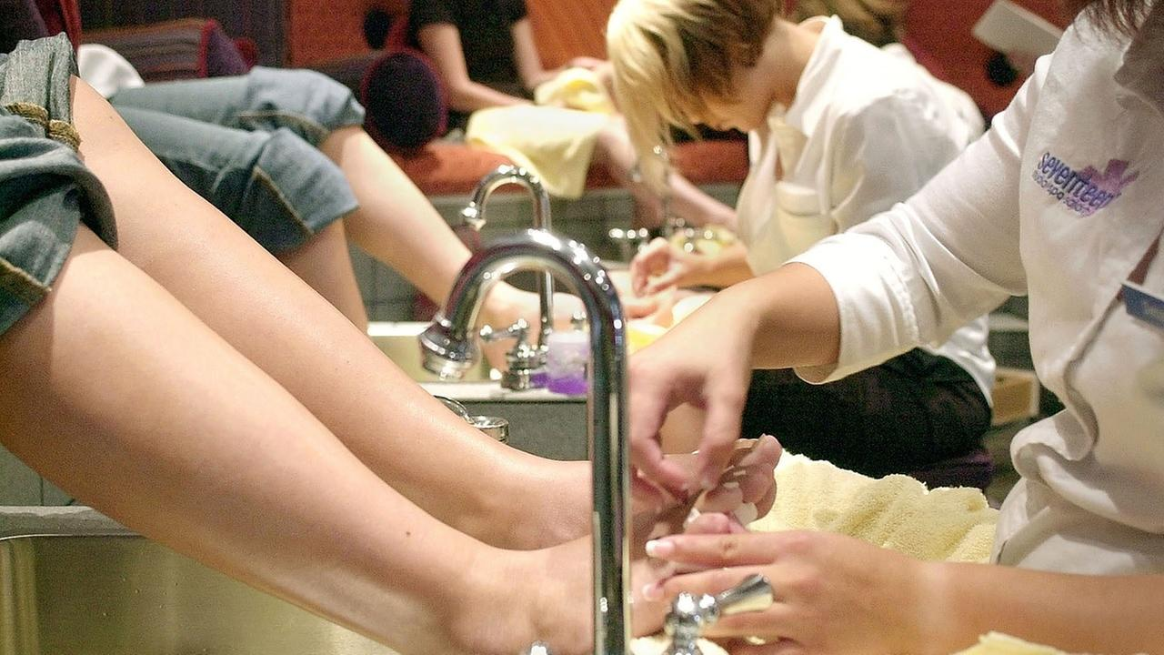 Your Friday Faves Houston S Top 10 Nail Salons