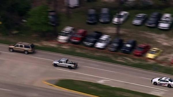 High-speed pursuit ends at home in NW Harris County ...