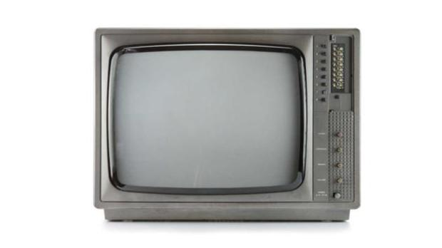 Connecticut man turns himself in on charge of stealing TV in 1989