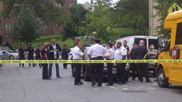 3 shot on Bronx street; police searching for suspect