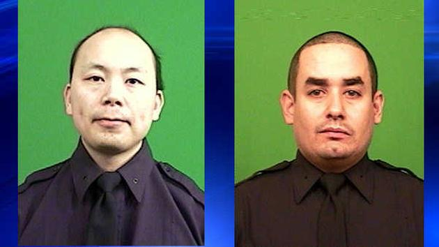 NYPD Officers Shot and Killed