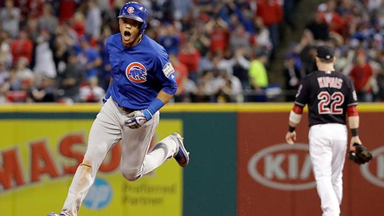 Image result for cubs win world series 2016