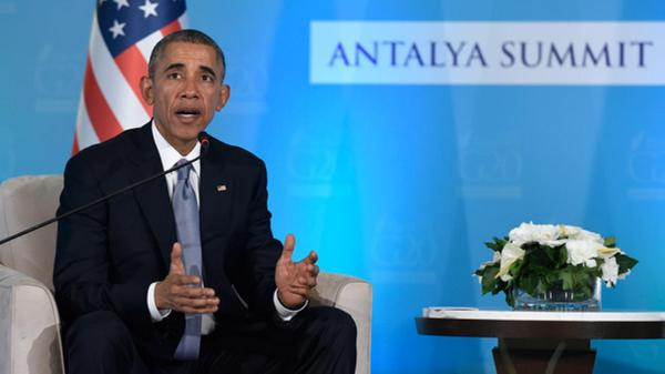 President Barack Obama vows to 'redouble' ISIS fight after ...