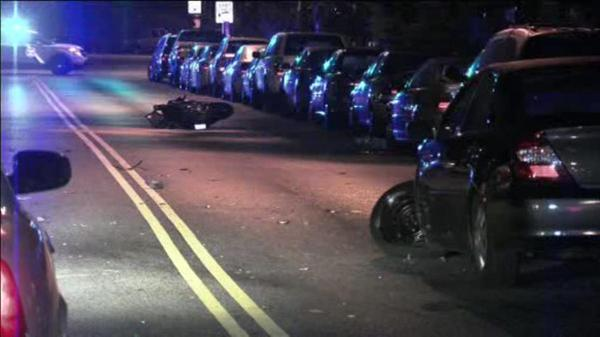 Motorcyclist killed in Hunting Park accident | 6abc.com