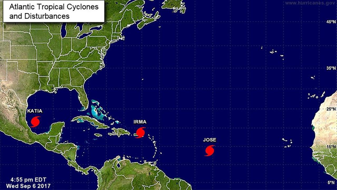 Resultado de imagen para hurricane Jose