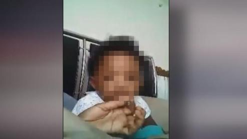 The Raleigh Police Department has arrested the mother of the baby seen smoking in a viral video on Facebook.