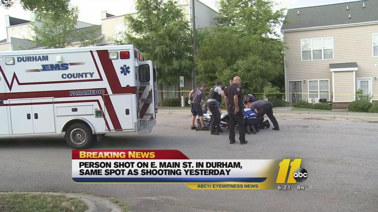 Durham Police Investigate Third Shooting In Three Days