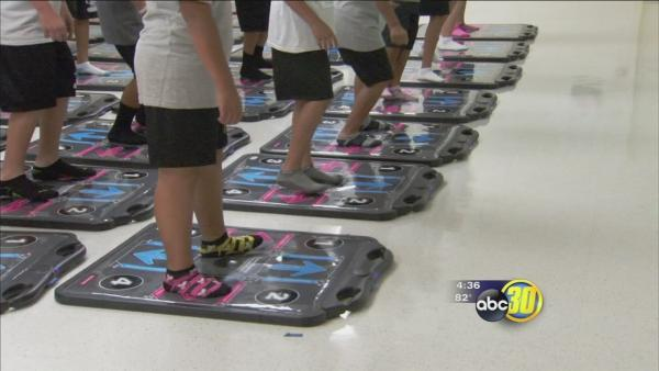 California Schools show slight gains in Physical Fitness