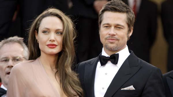 Brad and Angelina at the 62nd International film festival in Cannes, southern France