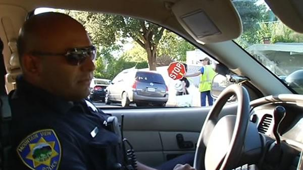 Mountain View police crack down on moving violations as ...