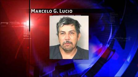 Marcelo G. Lucio, 37, is charged with Manufacture and Delivery of a Controlled Substance.