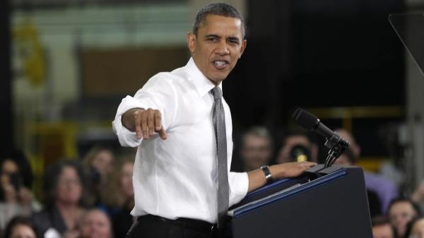 President Obama due in Chicago to push for gun control ...