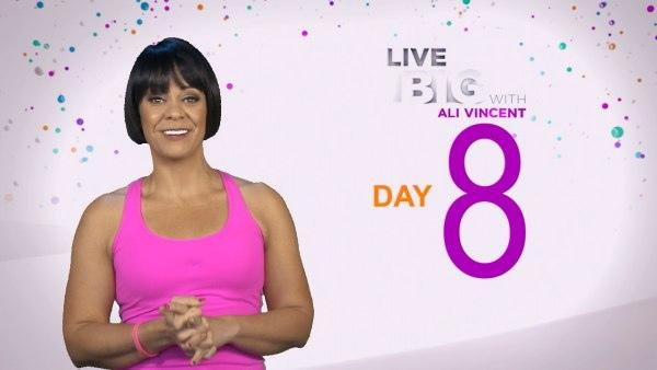 Live Big 30 Day Challenge: Day 8
