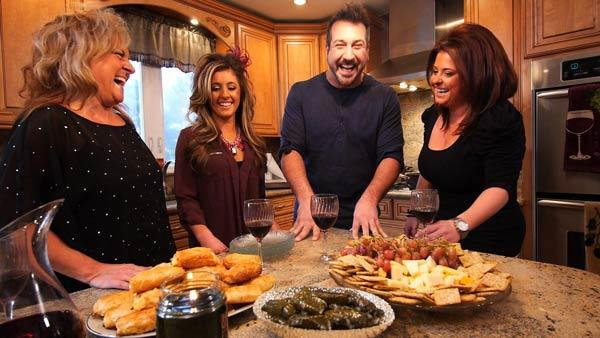 Greek Feast My Family Recipe Rocks The Live Well Network