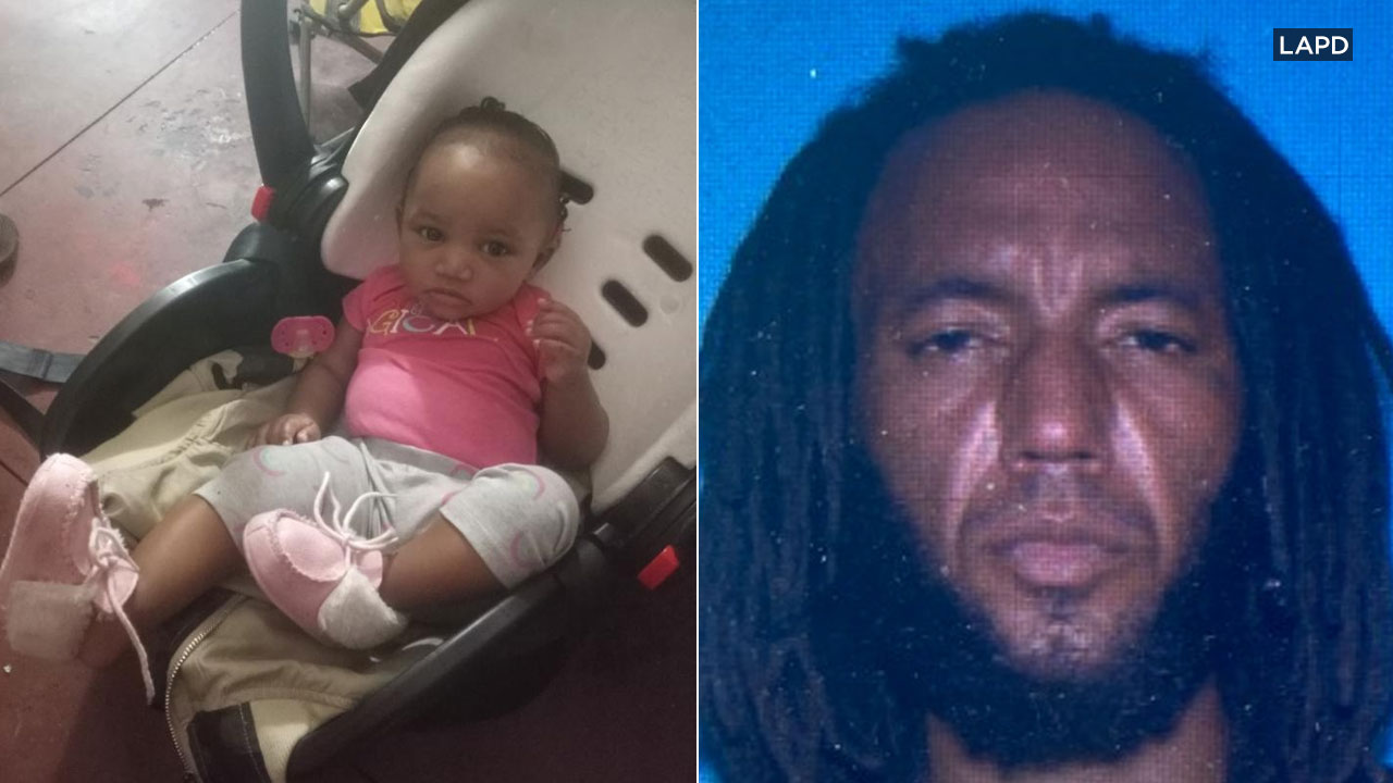 Homeless man in custody accused of kidnapping Heather, an 11-month-old girl