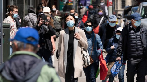 CDC: Fully vaccinated people can ditch masks indoors - most of the time
