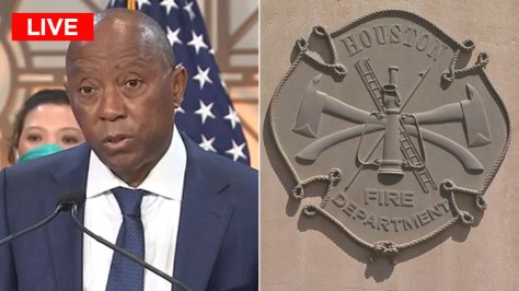Mayor Sylvester Turner lays out plan for Houston firefighters' pay raises
