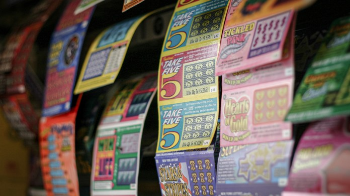 Store owners return $1M lottery ticket that woman threw away