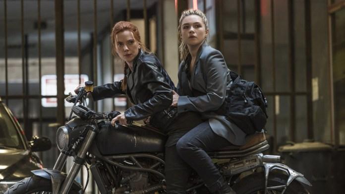 Scarlett Johansson, Florence Pugh team up for Marvel Studios' 'Black Widow'