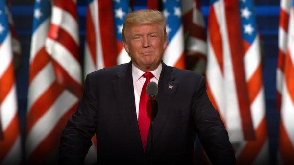 Donald Trump accepts nomination on final day of Republican ...