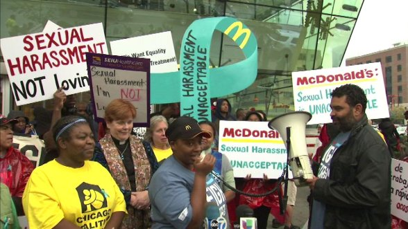 Image result for mcdonalds sexual harassment