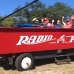 Man Turns Ambulance Into Giant Radio Flyer Wagon Abc13 Houston