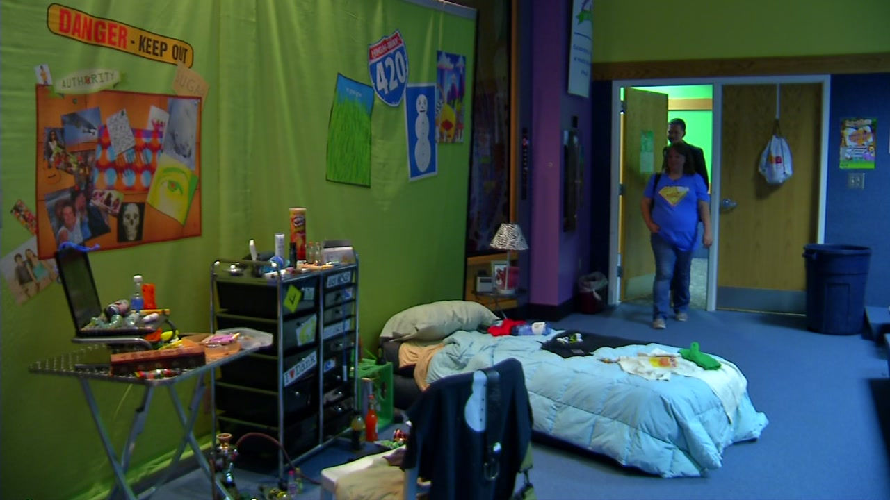 Can You Spot The Drug Signs In A Teen S Bedroom Abc11 Com