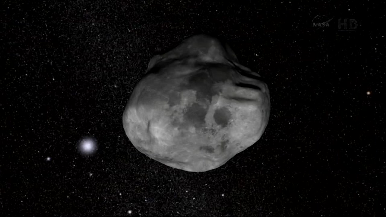 Earth in for close call with football fieldsized asteroid