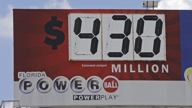 Powerball Jackpot: Top 10 Largest U.S. Jackpots