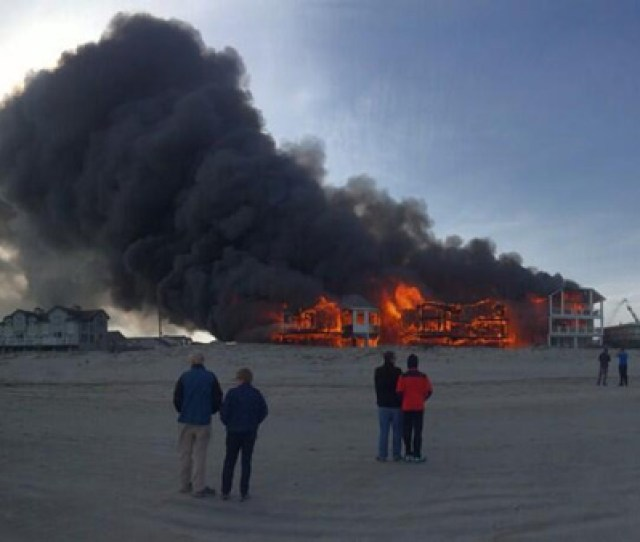 Images Of Sea Isle City Fire