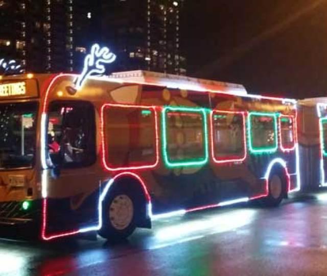 Cta Holiday Bus To Take St Trip Along J Jeffery Jump On Tuesday Abcchicago Com