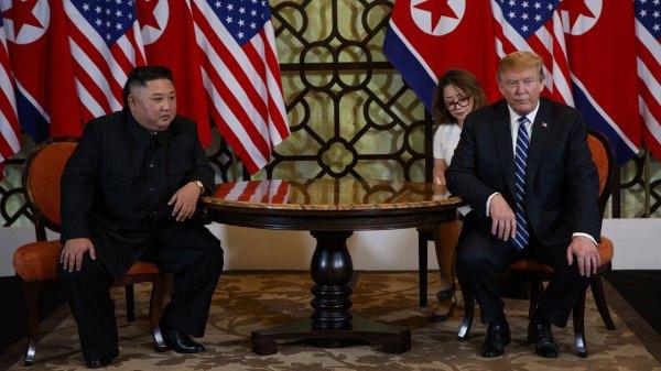 President Trump, Kim do not reach agreement at Vietnam ...