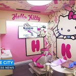 First Hello Kitty Themed Dental Office In The Us Puts Dent In Dental Phobia