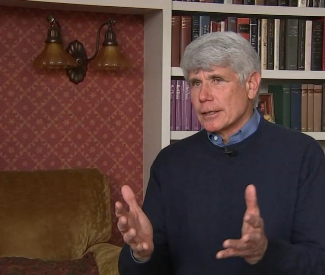 Rod Blagojevich Gives St Interview From Chicago Home Says His