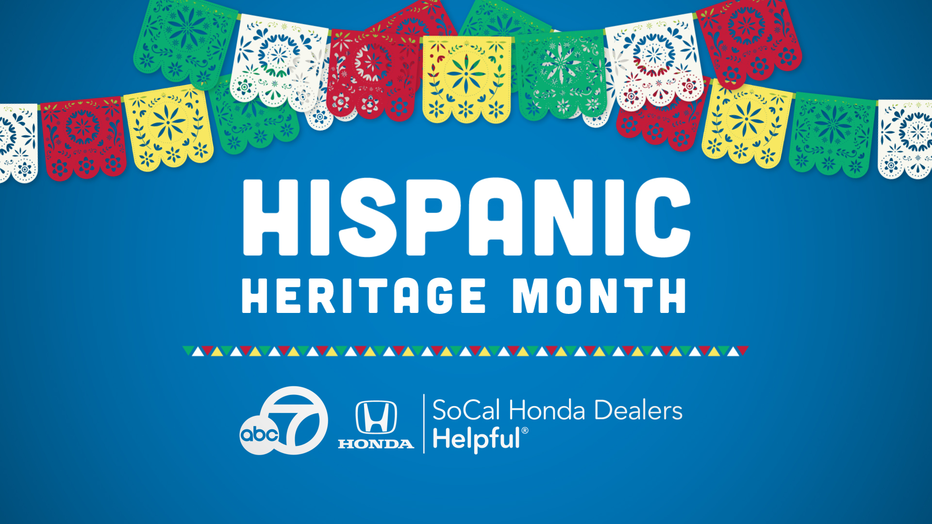 Celebrate Hispanic Heritage Month With Abc7 And The Socal