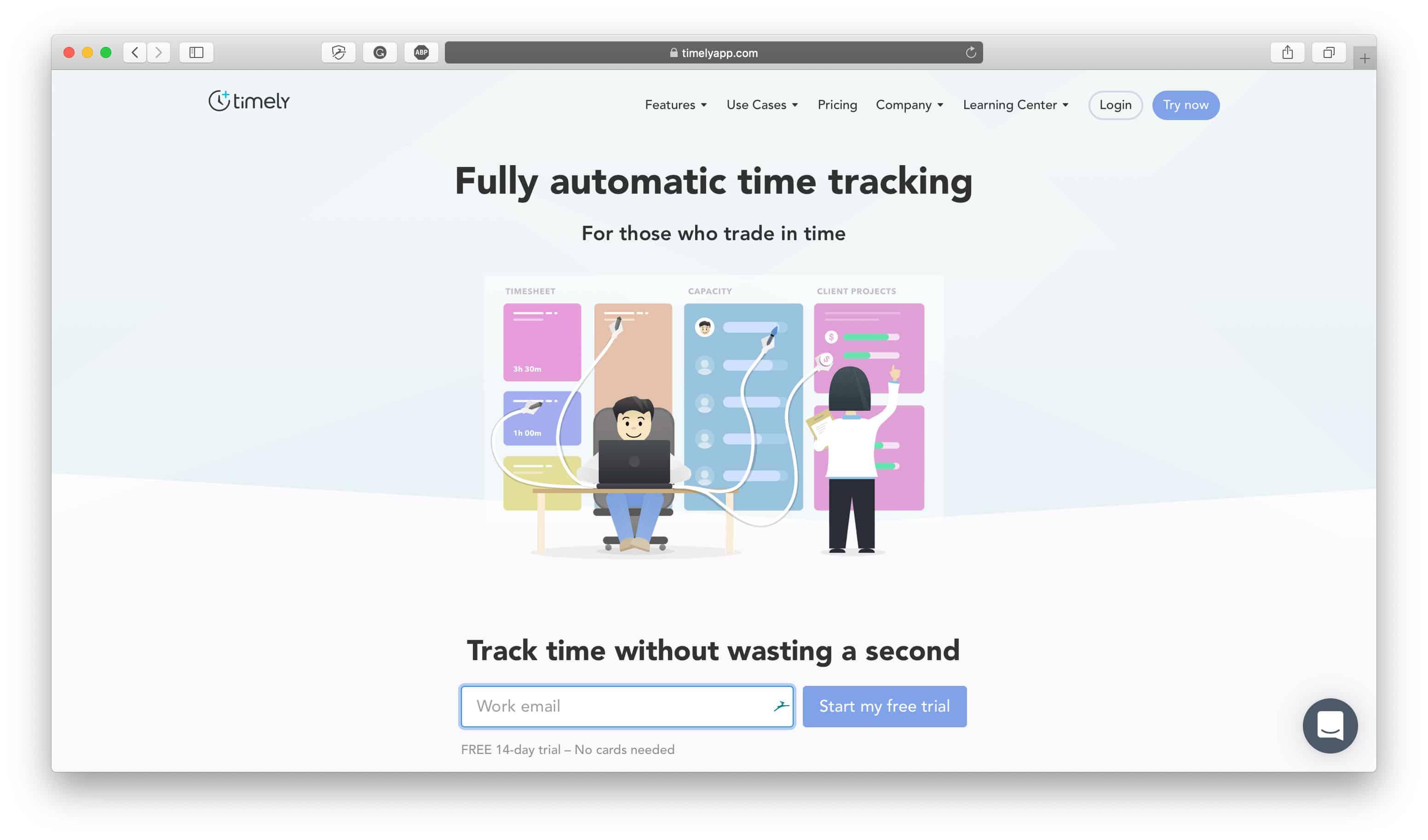 Timely Time Management App
