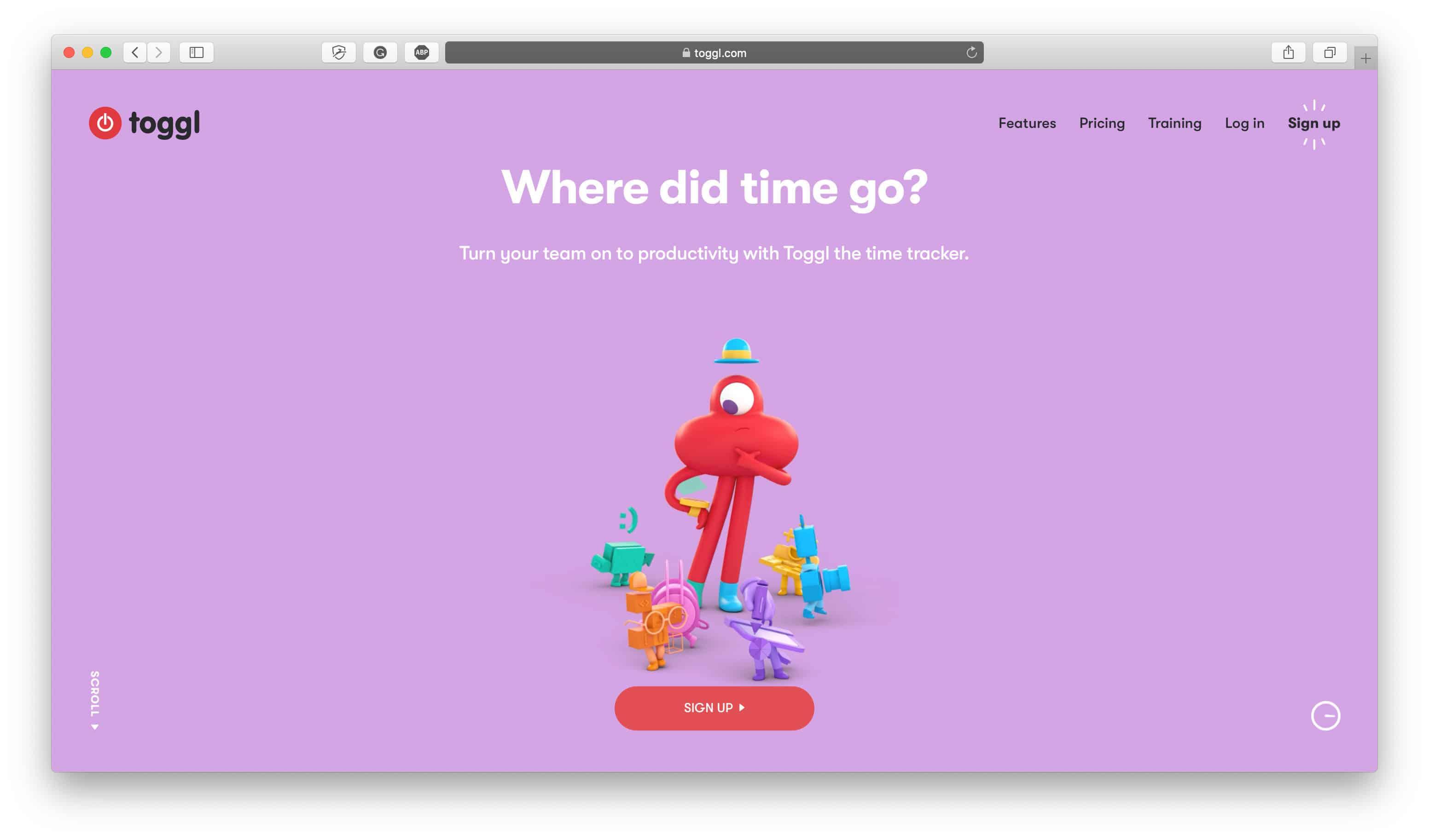 Toggl Best Time Management Apps