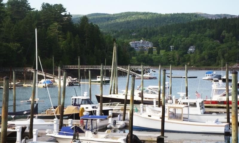 Camping Resorts Maine