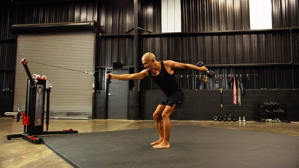 Naudi Aguilar – The Functional Training System